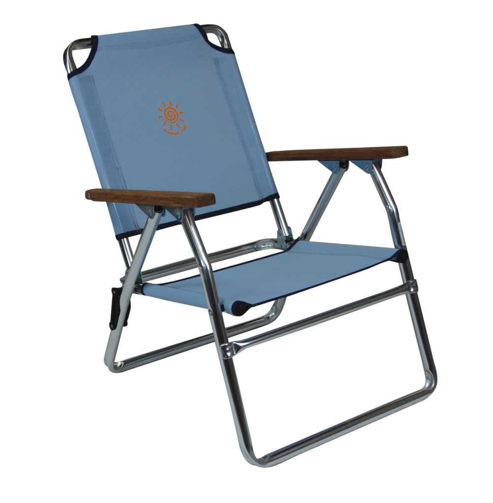Summer Club 19356 Καρέκλα Παραλίας Αλουμινίου ψηλή